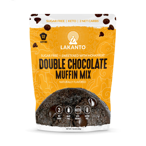 Double Chocolate Muffin Mix