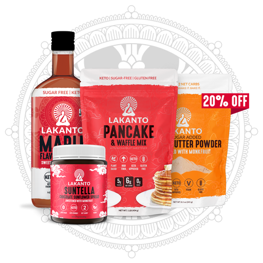 Back to School Deal: Breakfast Bundle