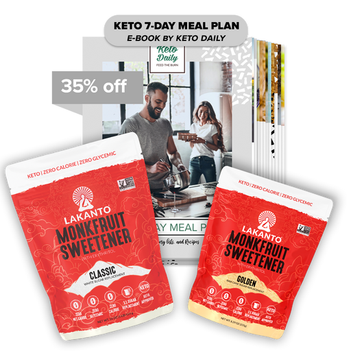 Keto Quickstart Bundle with FREE 7-Day Meal Plan Essentials eBook