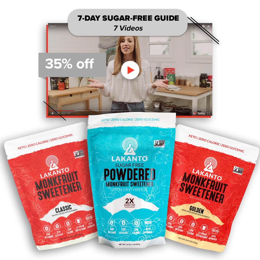 Sugar-Free Starter Bundle