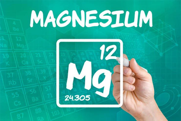 Magnesium: Health of the adrenal glands