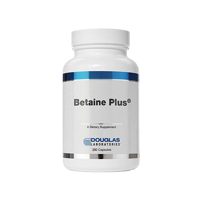 Betaine HCL Plus - douglas laboratories