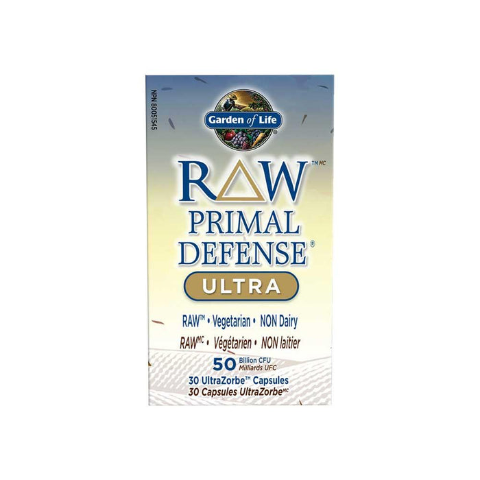 Primal defense ultra - garden of life