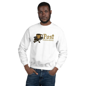Post Tenebas Coffea Unisex Sweatshirt - Reformed Roasters - #reformed# - #christian_coffee# - #coffee#