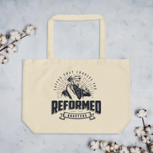 coffee christian coffee reformed coffee Reformed Roasters Logo Tote tote Default Title - Reformed Roasters