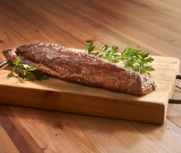 USDA CHOICE OR HIGHER Smoked Tenderloin