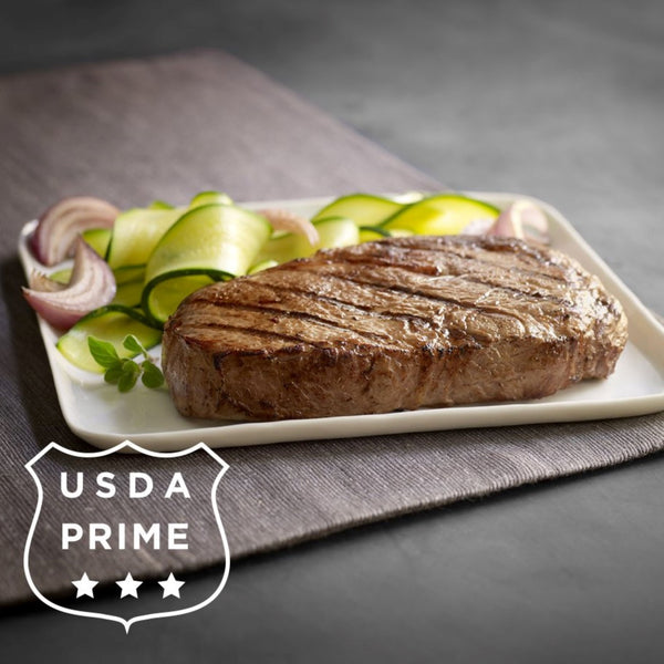 44 Farms USDA Prime Boneless Ribeye Steak