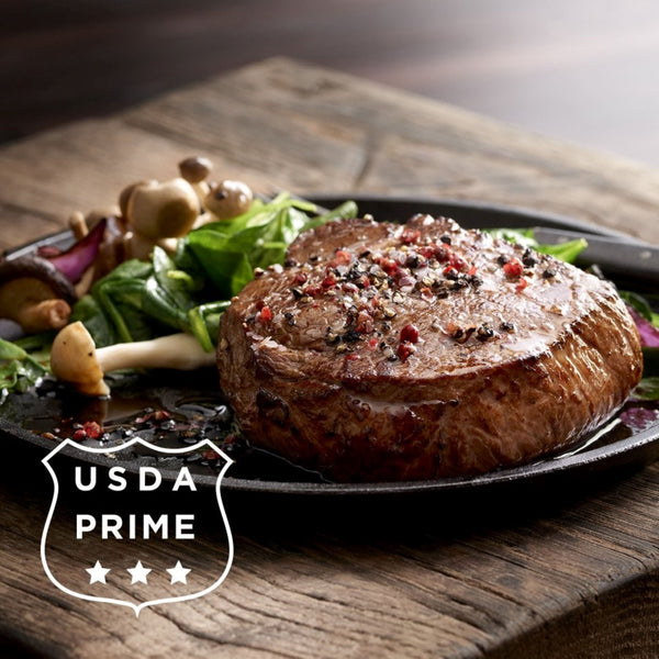 44 Farms USDA Prime Top Sirloin