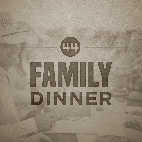 44 Farms Family Dinner Subscription - $100/Month