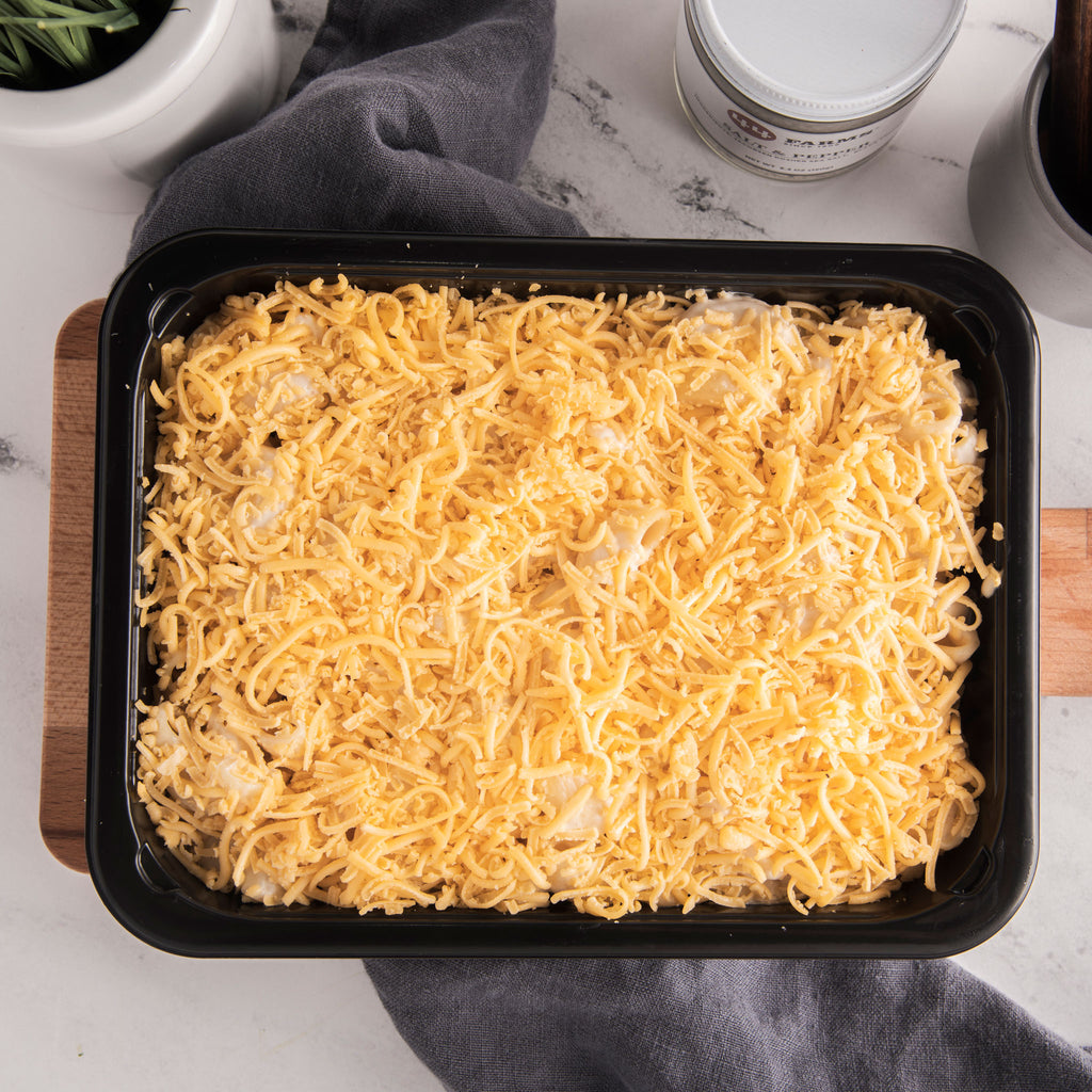 44 Farms Hatch Chile Macaroni & Cheese Casserole Home Meal
