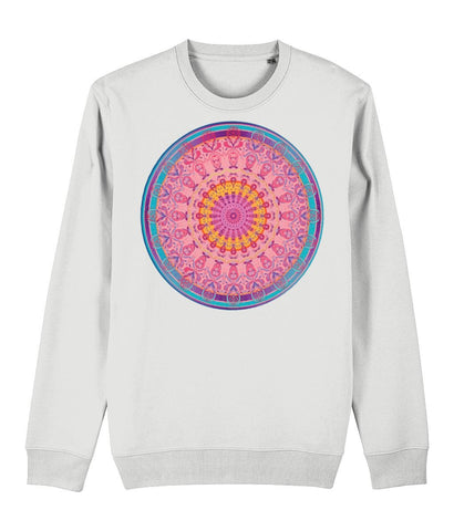 Bohemian Circle Sweatshirt | Sustainable Fashion - IndianBelieves