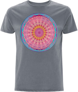 Bohemian Circle  T-shirt | Sustainable Fashion - IndianBelieves