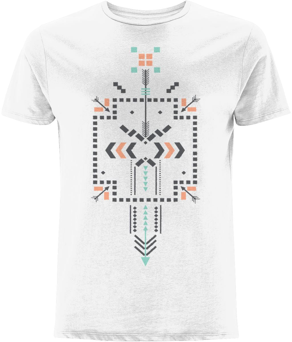 Boho Totem I T-shirt | Sustainable Fashion - IndianBelieves
