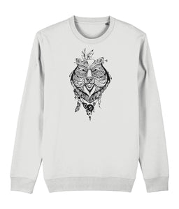 Ethnic Bear Sweatshirt - IndianBelieves