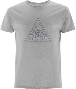 Eye of Providence I T-shirt | Sustainable Fashion - IndianBelieves