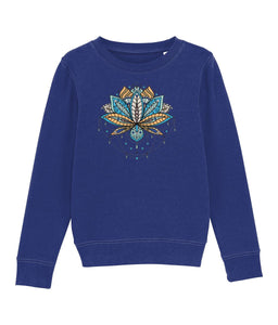 Mini Changer kid Clothing IndianBelieves French Navy XS / 3-4