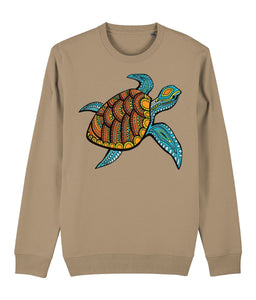 Turtle Sweatshirt - IndianBelieves