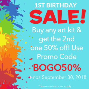 Our Birthday Sale is Here!