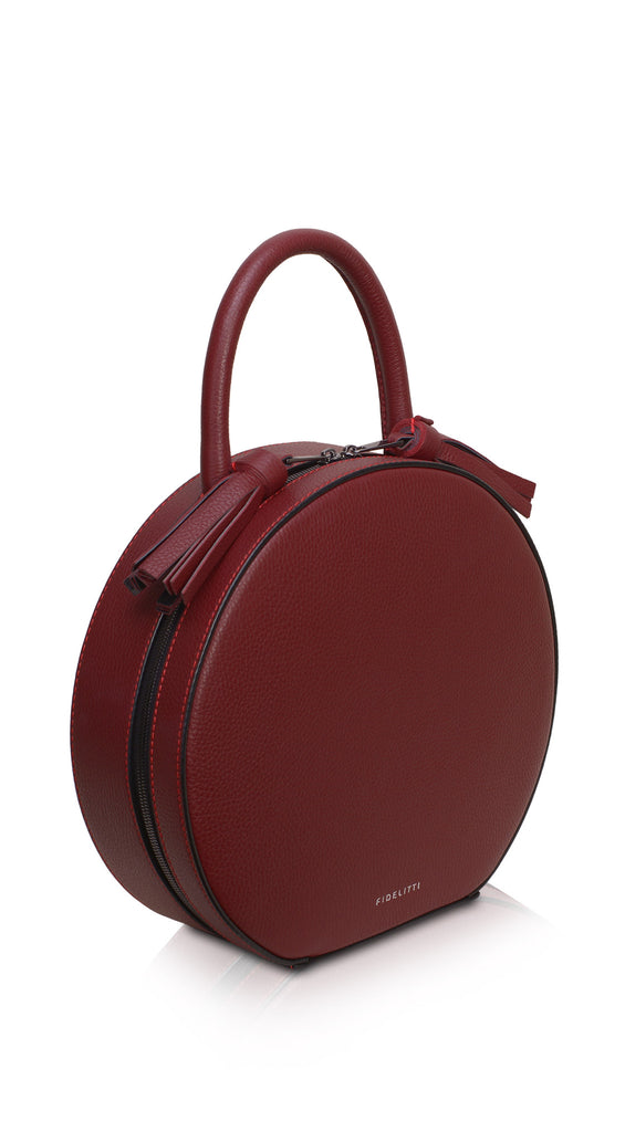 Lady Anne mini maroon
