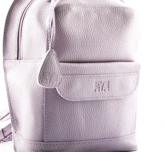 Backpack vintage city kucca lightviolet flatar