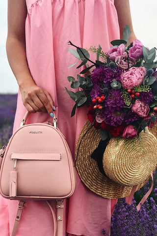 Backpack Lady Anne vogue mini peachpuff