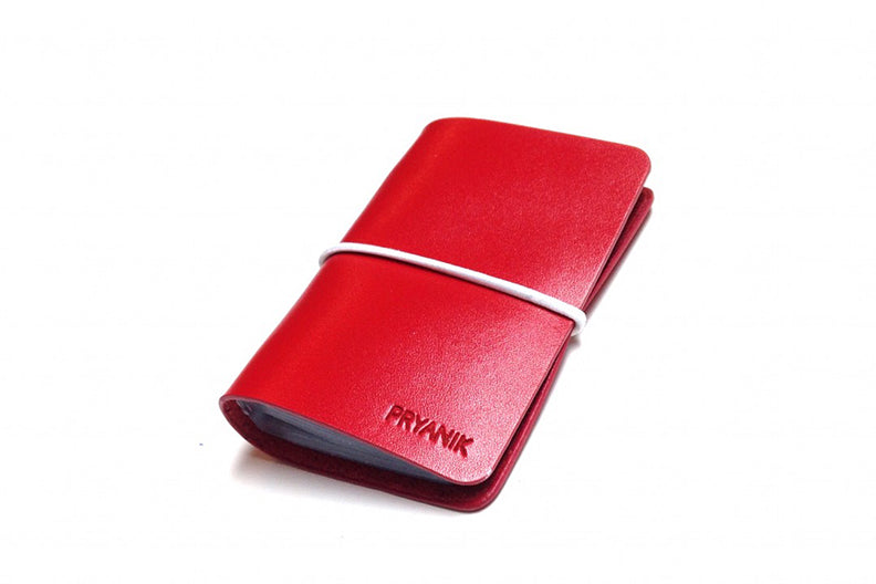 Cardholder Dallas red