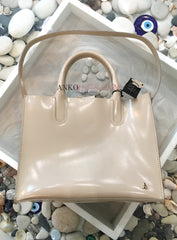 Leather handbag Ankobags