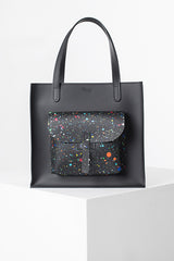 Francesca black pocket cosmo