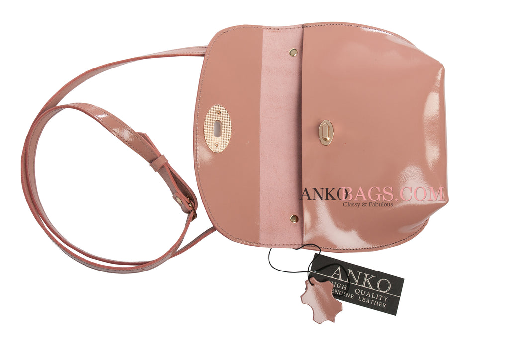 Leather Crossbody bag Ankobags
