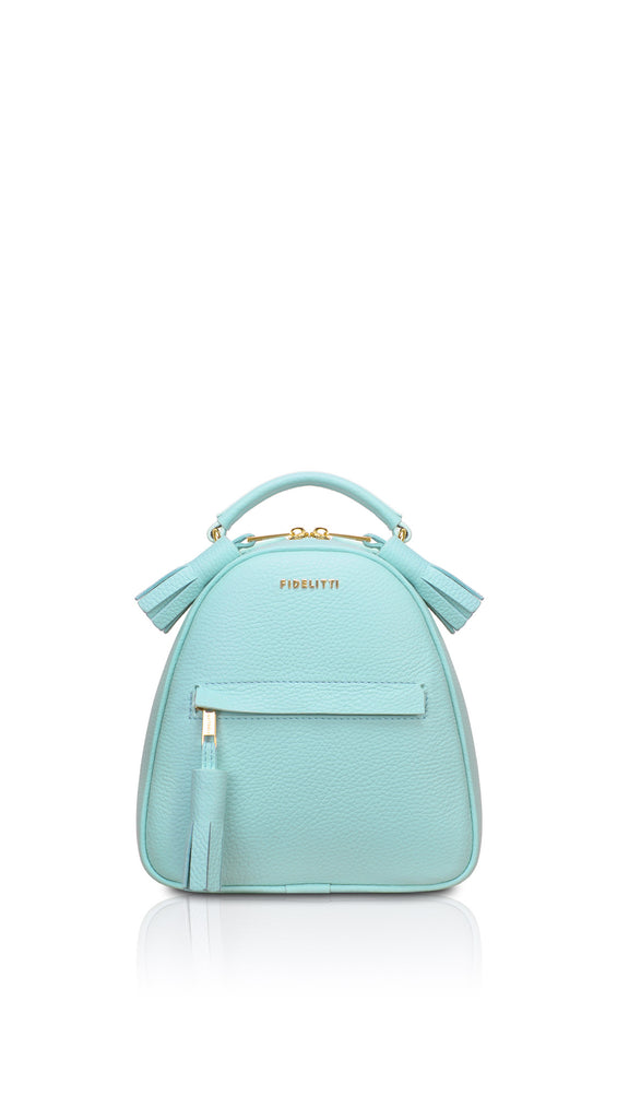 Backpack Lady Anne vogue mini gray