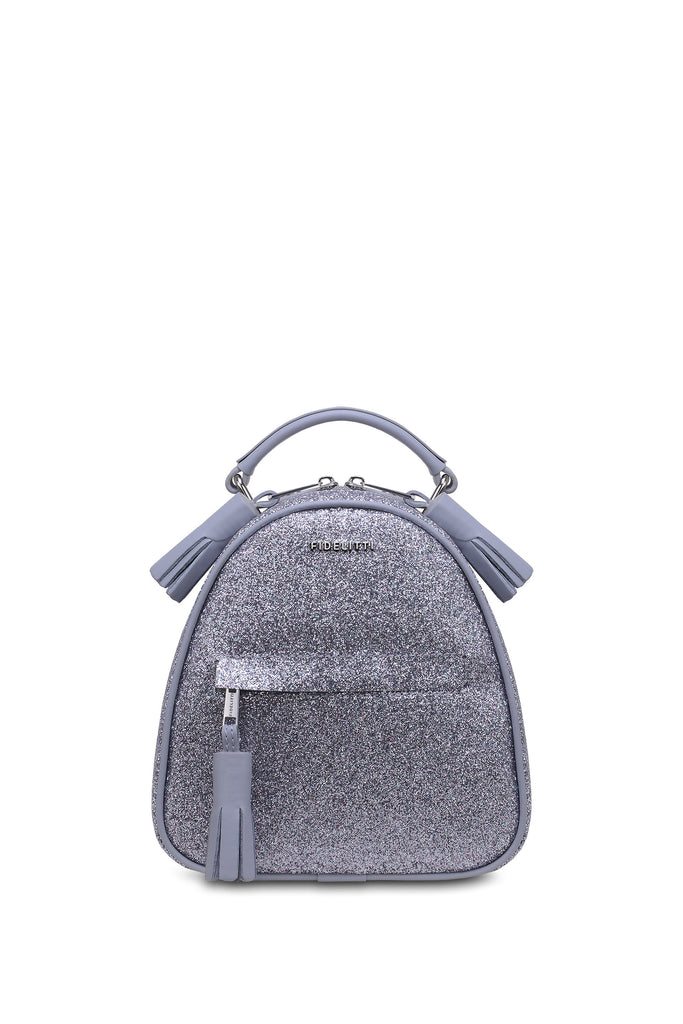 Backpack Lady Anne vogue mini glitter pink