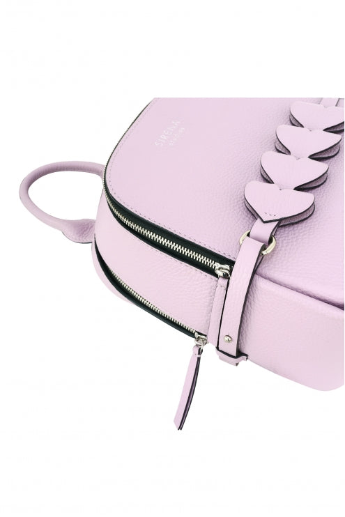 Backpack Lady Anne CUORE lilac