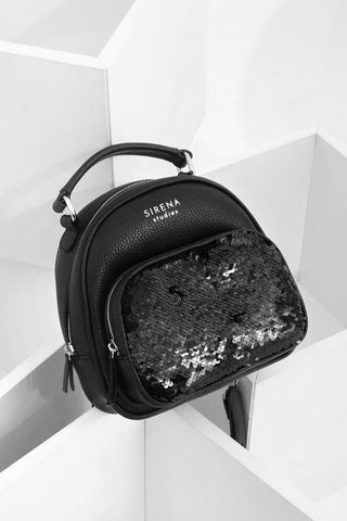 Backpack Lady Anne LUCIDARE mini black
