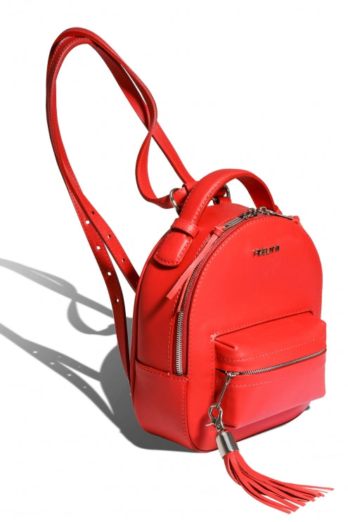 Backpack Lady Anne Prime red