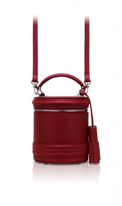 Lady Anne barrel red