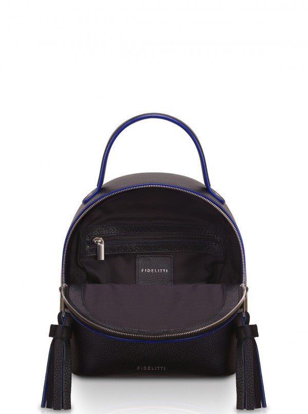 Backpack Lady Anne 'GO GO' black&blue