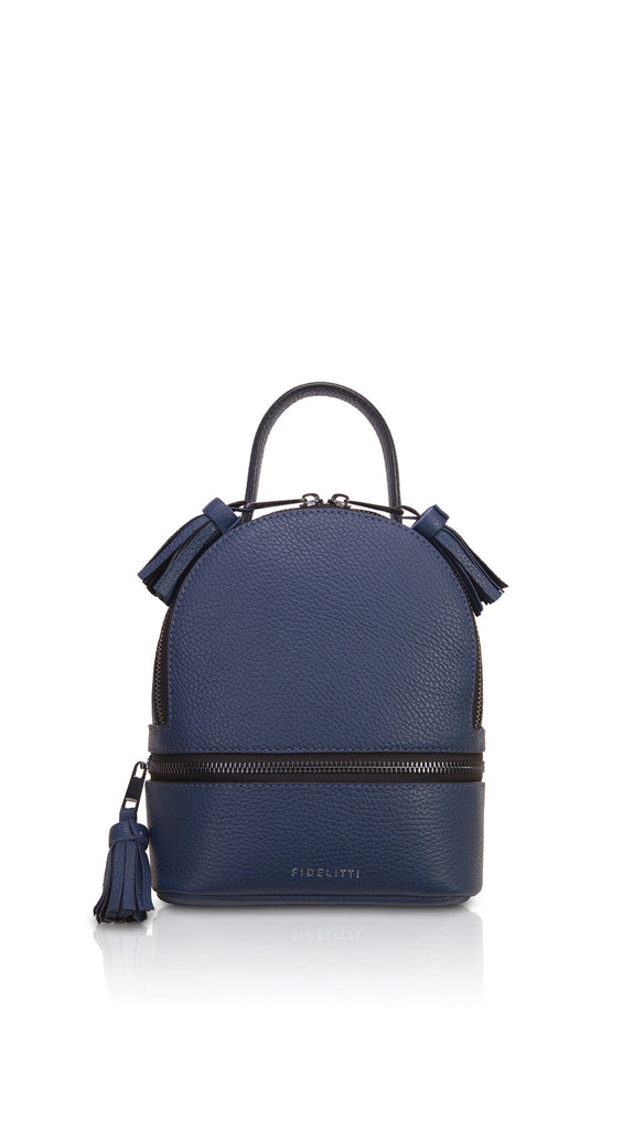 Backpack Lady Anne 'GO GO' mini blueviolet