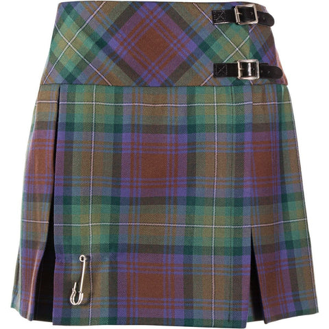 Billie Skirt, Made in Scotland, 500 Tartans Available - Highland Kilt Company