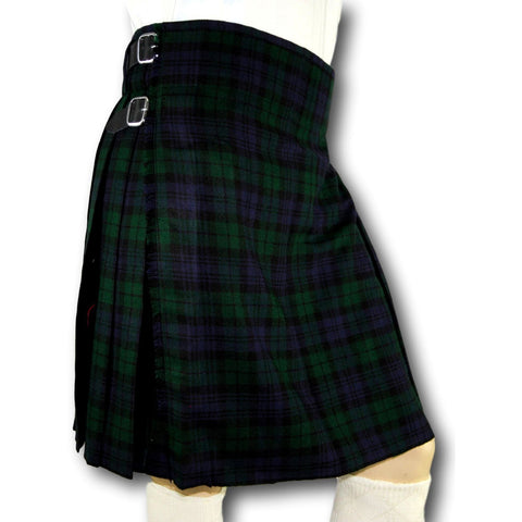 Black Watch Budget Kilt - Highland Kilt Company