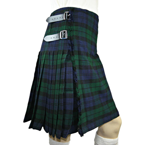 Black Watch Premium Kilt - Highland Kilt Company