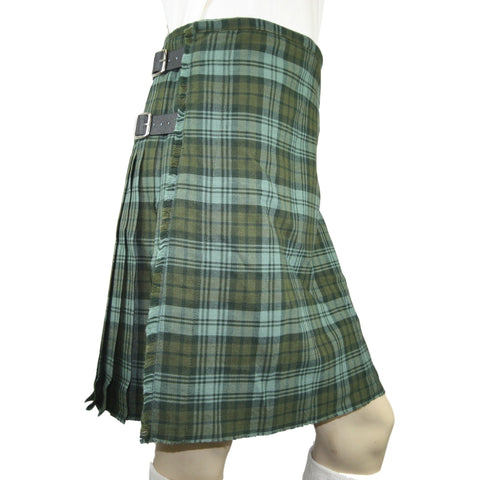 Black Watch Weathered Kilt - Highland Kilt Company