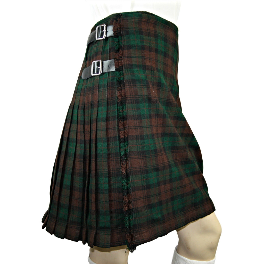 Brown Watch Premium Kilt - Highland Kilt Company