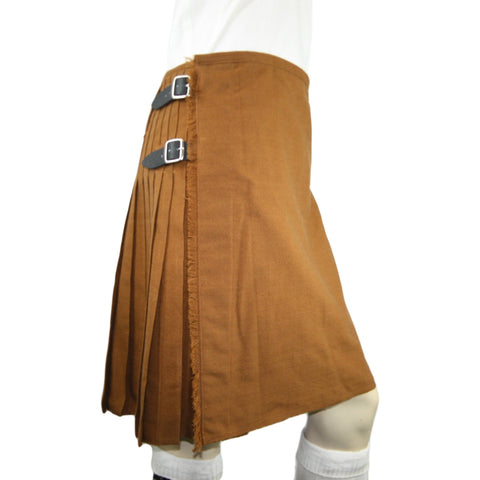 Irish Saffron Traditional Kilt - Highland Kilt Company