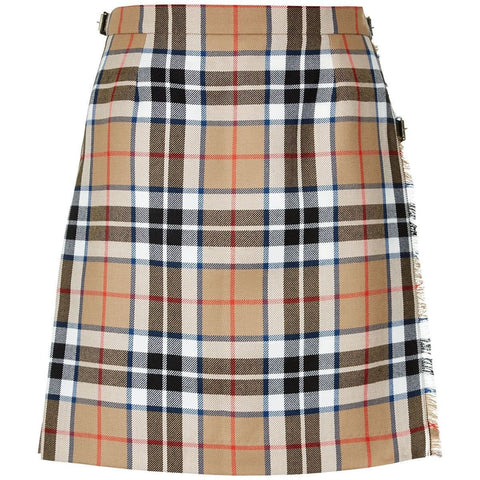Mini Kilted Skirt, Made in Scotland, 500 Tartans Available - Highland Kilt Company