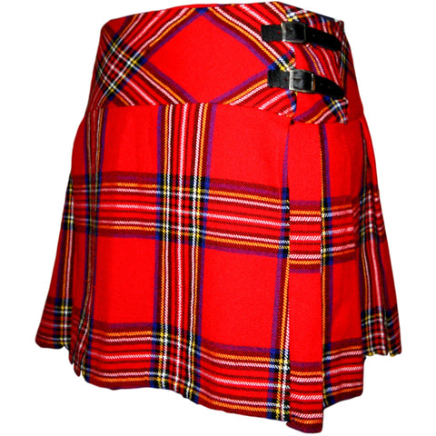 Women's Budget Mini Kilts
