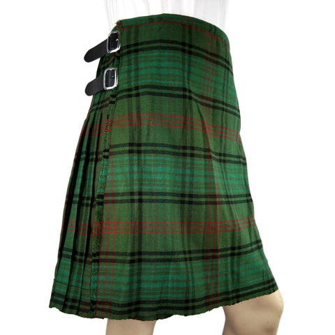 Ross Hunting Muted Premium Kilt - Highland Kilt Company
