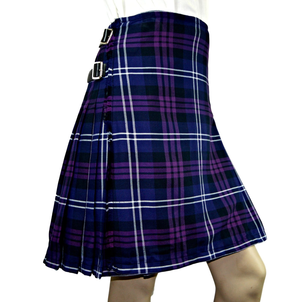 Scottish Heritage Heavyweight Poly Viscose Formal 8 Yard Kilt - Highland Kilt Company