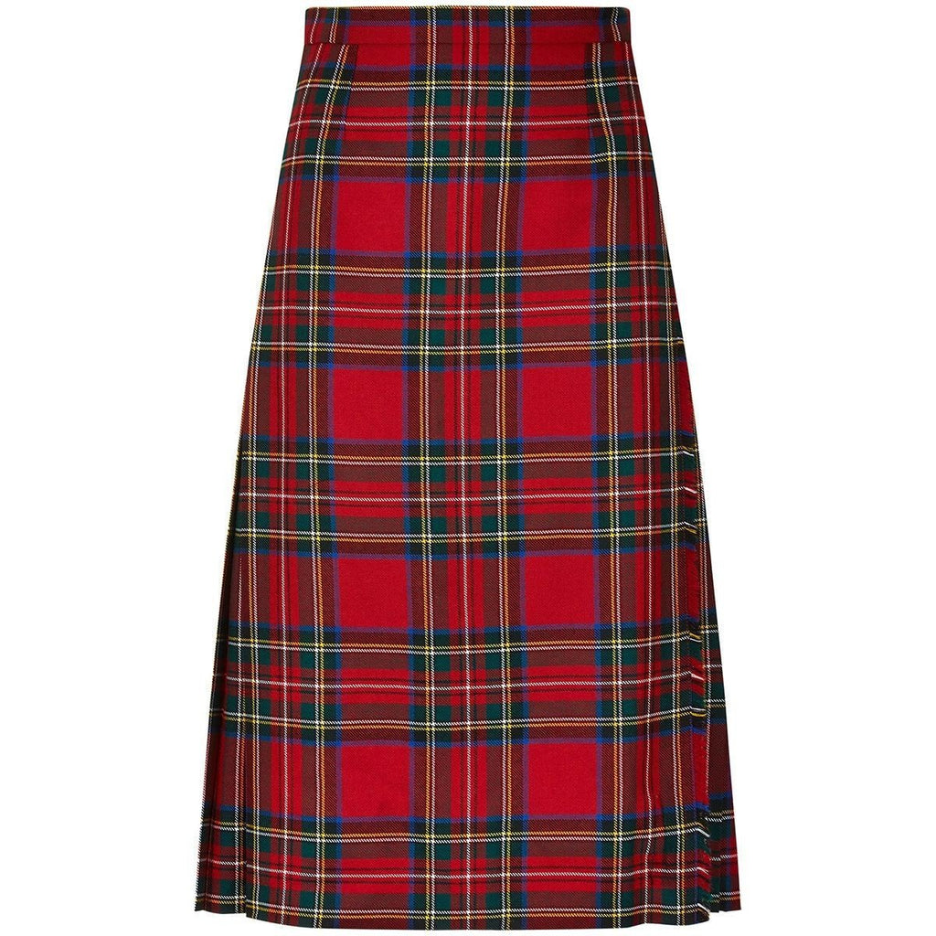 Standard Kilted Skirt, Made in Scotland, 500 Tartans Available - Highland Kilt Company