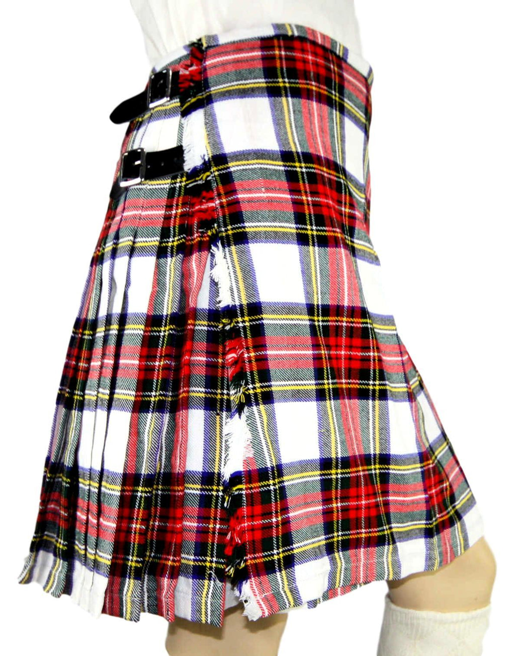 Stewart Dress Premium Kilt - Highland Kilt Company