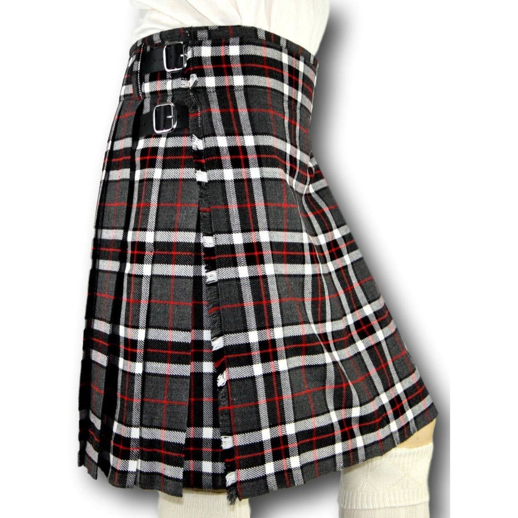 Thompson Grey Budget Kilt - Highland Kilt Company